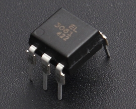 EL3061 Zero-Cross Triac Driver Optoisolators Photocoupler DIP-6