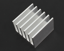 Heat sink 42*42*32MM IC Heat sink Aluminum 42X42X32MM Cooling Fin