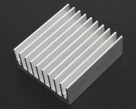 Heat sink 50*45*18MM IC Heat sink Aluminum 50X45X18MM Cooling Fin