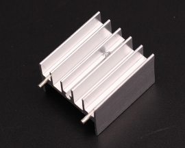 Heat Sink 25*24*16MM Aluminum Cooling Fin