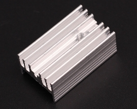 Heat Sink 25*15*10MM Aluminum Cooling Fin