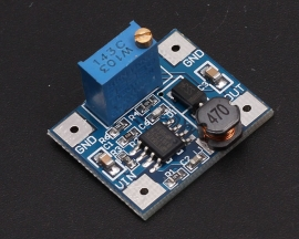 MP1584 DC to DC Buck Converter Step Down Power Supply Module Voltage Regulator Module DC 4.5-28V to DC 1.8V-2.6V