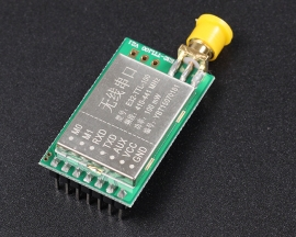 SX1278/SX1276 Wireless Module 433Mhz LORA 3000M UART Interface