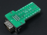 VGA3+9 Screw Type Connector HDB15 9Pin Male Adapter Terminal Module