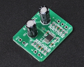 Differential-balanced 150mW HIFI Board TPA6112&SGM4812 Input 3.3-5V