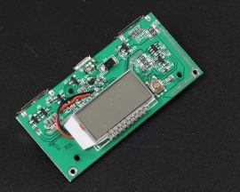 USB 5V 2.1A 1A Mobile Charger Main Board for 18650 Battery