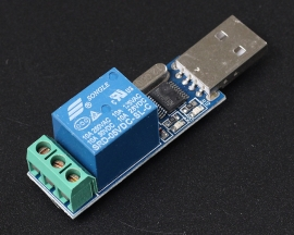 LCUS-1 USB Relay Module CH340 Intelligent Control Switch