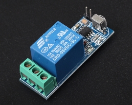 Infrared Remote Control Relay Module/ IR Switch 5V