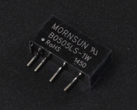 B0505LS-1W DC-DC 5V to 5V Isolated Power Module for MORNSUN