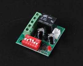 W1701 Temperature Detect Switch Module + Waterproof Probe (DC 12V)