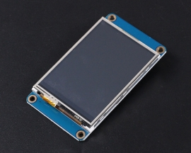 "2.4"" TFT USART HMI Intelligent Smart Touch Panel LCD Module Display"