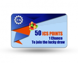 50 ICS Points for ICStation Anniversary Lucky Draw