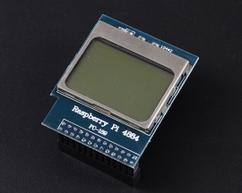 "1.6"" 5110 LCD Liquid Crystal Display for Raspberry Pi B+/B 2"