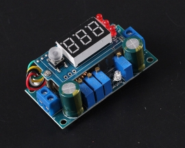MPPT Solar Controller 5A DC-DC Step-down Module Digital CC/CV Battery Charging
