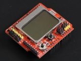 LCD4884 LCD Joystick Shield v2.0 48*84 for Arduino