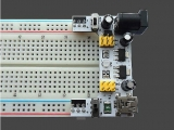 Micro USB Interface Breadboard Power Supply Module 5V/3.3V for Arduino MB-102 MB-10