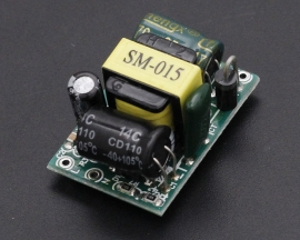 15V 250mA AC-DC Power Supply Buck Converter Step Down Module 220V to 15V