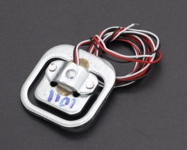 50Kg Body Load Cell Weighing Sensor Resistance Meter Strain Half-bridge