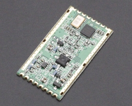 RFM23BP-433S 1W SPI Wireless Transceiver 433MHz for Remote/Model Aircraft