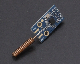 CC1101 SPI 433MHz 10mW Wireless Transceiver with Antenna for Arduino