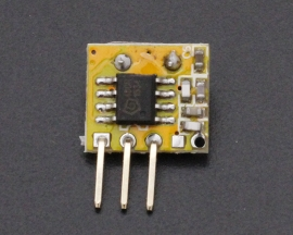 RXB14 433Mhz Superheterodyne Wireless Receiver 3.3V-5.5V for Arduino/AVR(Min 3Pcs)
