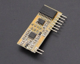 RXC10 315Mhz Superheterodyne Wireless Receiver Encoded for Arduino/AVR