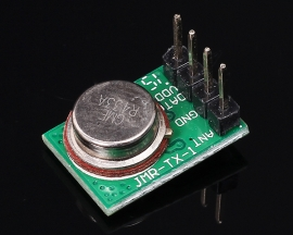 433Mhz Wireless Transmitter ASK DC 3-12V for Arduino/ARM/AVR
