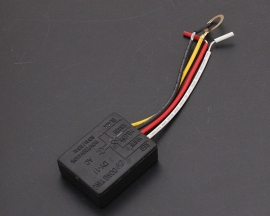 DY-HZ-3A Third Gear Dimmer 150W Capacitive Touch Switch for Desk Lamp