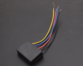 12V 12W Touch Switch ON/OFF Momentary Switch for LED/DC Devices