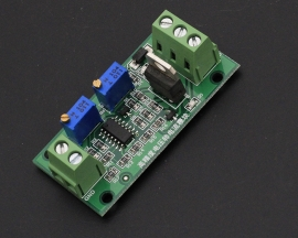 0-5V to 0-20mA Voltage to Current Signal Conversion Sensor Module