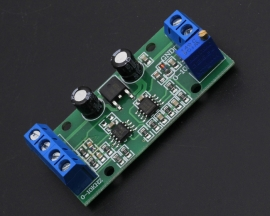 Frequency to Voltage Conversion Module 0-10KHz to 0-10V F / V Converter Module Digital to Analog FV Converter Module