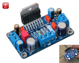 MINI TDA7293 100W Mono Amplifier Kit Music Sound Audio Amplifier Board DIY Kits 10A Electronic Production DIY Suite