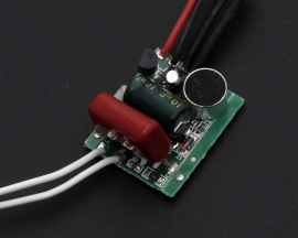 2W Sound Light Control Drive Power Module for Spherical Lamp