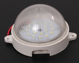 Sound Light Control Security LED Light 3W 2835 LED for Corridor/Warehouse
