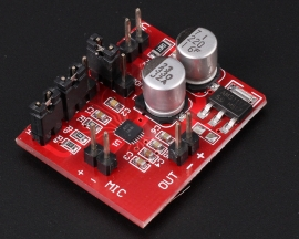 MAX9814 Electret Microphone Amplifier Board with AGC Function