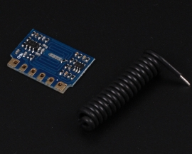 MINI 315MHz ASK Wireless Receiver Module 5V Ultra-Low Power