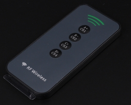 433MHZ 4Keys Wireless RF Remote Control Transmitter