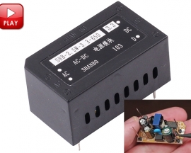 AC 220V to 3.3V 650mA AC to DC Switch Power Module Switching Power Supply Isolated Power 2.5W