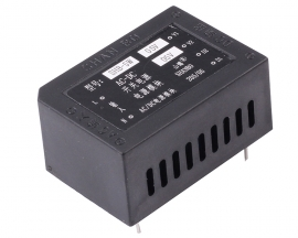 AC-DC Isolated Power AC220V to 5V/5V 1A 5W Dual Output Switch Power Module