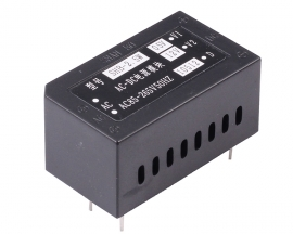 AC-DC Isolated Power AC220V to 5V/12V 2.5W Dual Output Switch Power Module