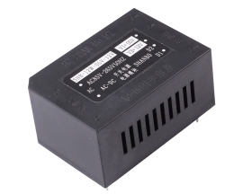 AC-DC Isolated Power AC220V to 5V/12V 12W Dual Output Switch Power Module