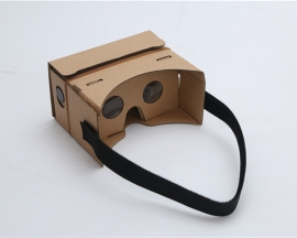 Vr box for  Google Upgraded Cardboard 3D VR Virtual Reality Glasses