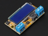 Adjustable DC-DC Step-Down Power Module 5V-23V to 0-16.5V LCD Display V/I