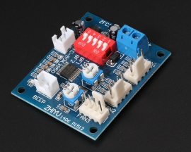PWM Module Temperature Control Fan Speed Controller for Computer etc.