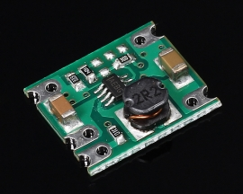 DC to DC Buck Converter Step Down Module Power Supply Module Voltage Regulator DC 2.5V-6V to DC 1.5V 2A