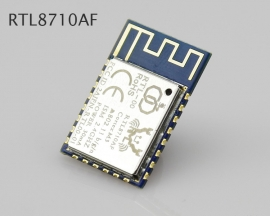 RTL8710 RTL8710AF IOT WIFI Wireless Transceiver Module 44K 1MB SOC compatible ESP-12E/12F and Arduino