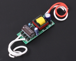 280-300mA 12W 85-265V to 21V-39V Isolated Power for 8-12pcs 1W LED Driver