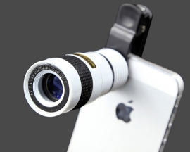 Universal 8x Telephoto Mobile Phone SLR Camera Lens