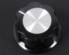 MF-A03 Potentiometer Knob Cap Inner 6mm 15x28mm Rotary Switch