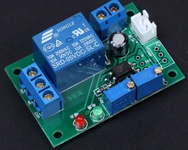 Voltage Detection Switch Relay Module 15V Undervoltage Protection